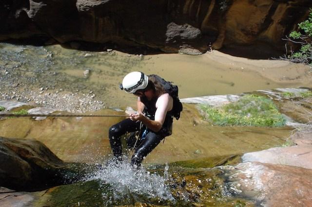 Canyoning Granada