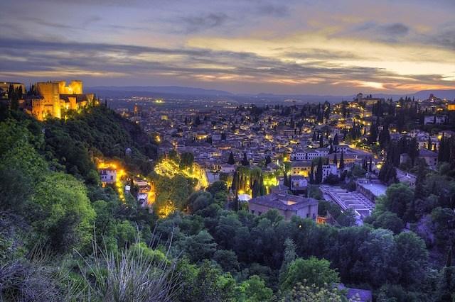 Tours to Granada