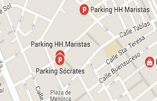 Granada parking Socrates