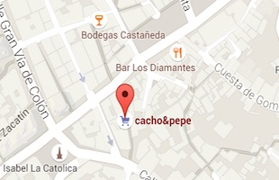 Cacho-and-Pepe Granada
