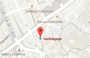 Cacho-and-Pepe Granada