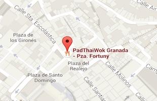 Pad Thai Wok Granada