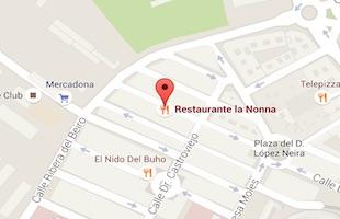 Pizzeria-La-Nonna Granada
