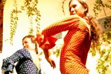 flamenco sacromonte