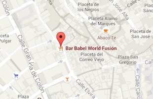 Babel World Fusion Granada