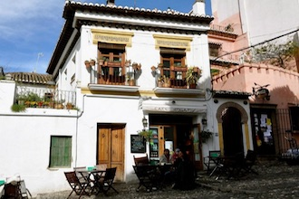 Cafe 4 Gatos Granada