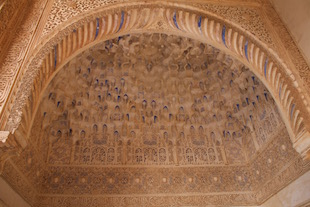 Throne room Alhambra
