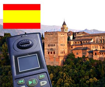 Alhambra Audioguide Spanish Tour
