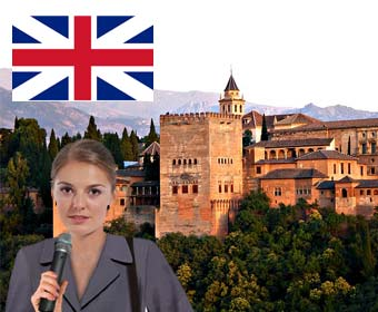 Alhambra Guided English Tour