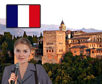 Alhambra Guided French Tour