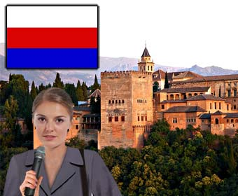 Alhambra Guided Russian Tour