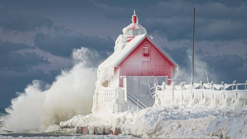 Ed Post 1.11.15 - Grand Haven, Michigan