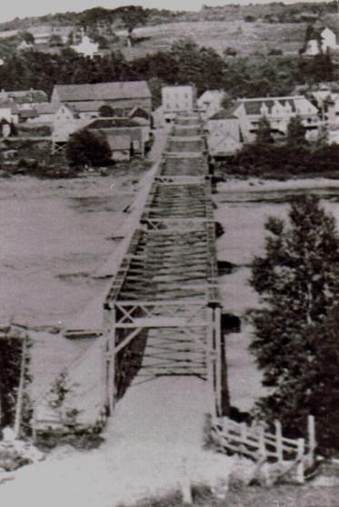 Visit Hartland - Bridge Completed