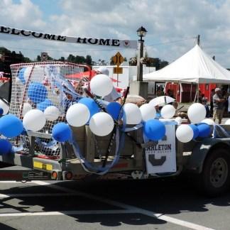 Hartland NB - Potato Festival
