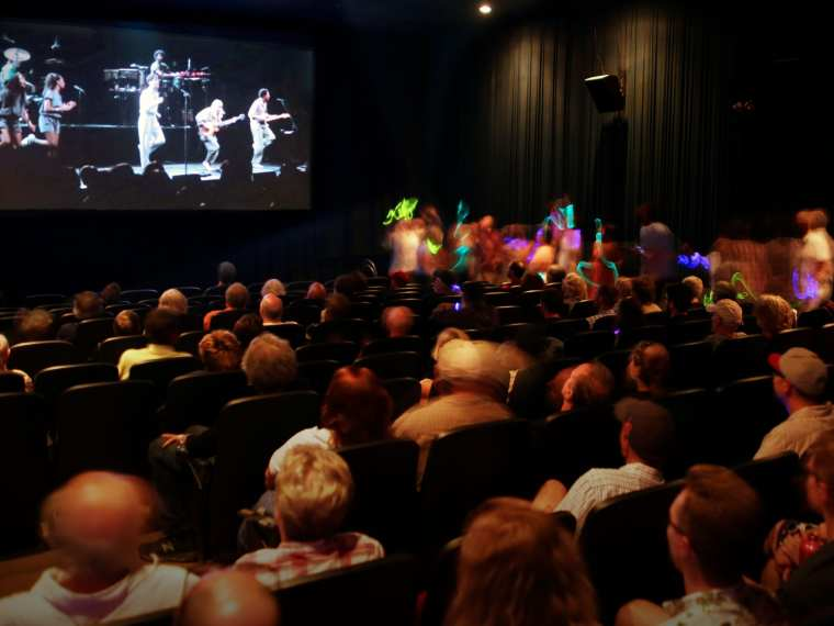 MIFF Waterville Creates Arts and Music Events