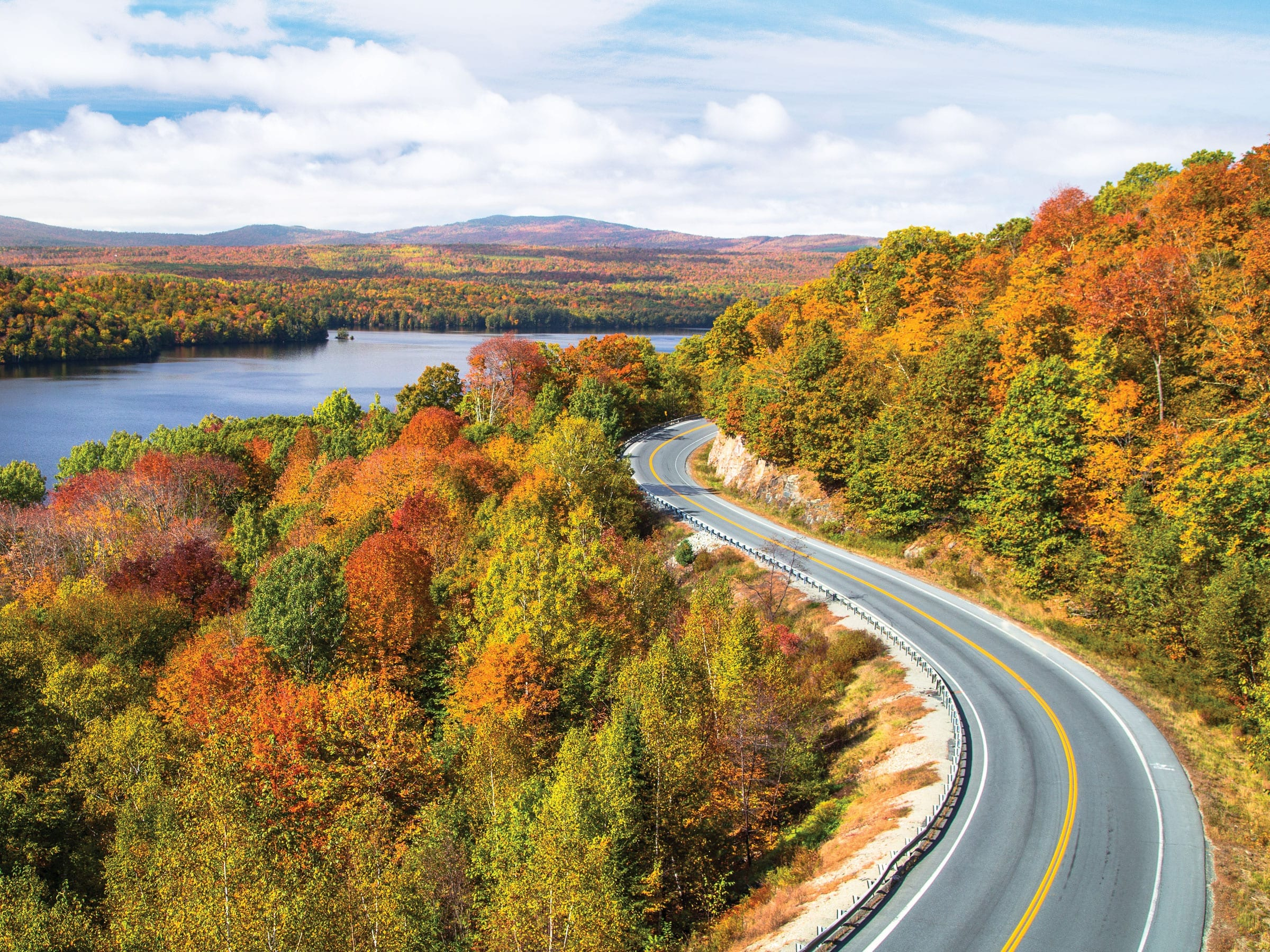 Moscow S Curve of Old Canada Road National Scenic Byway