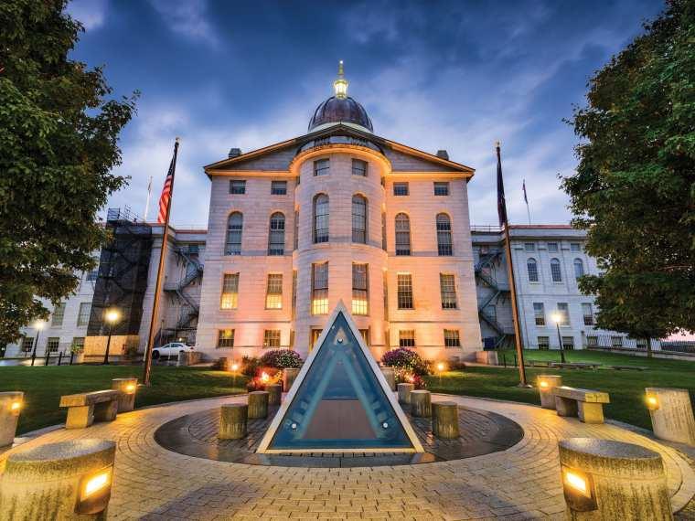 Augusta Capitol Comlpex