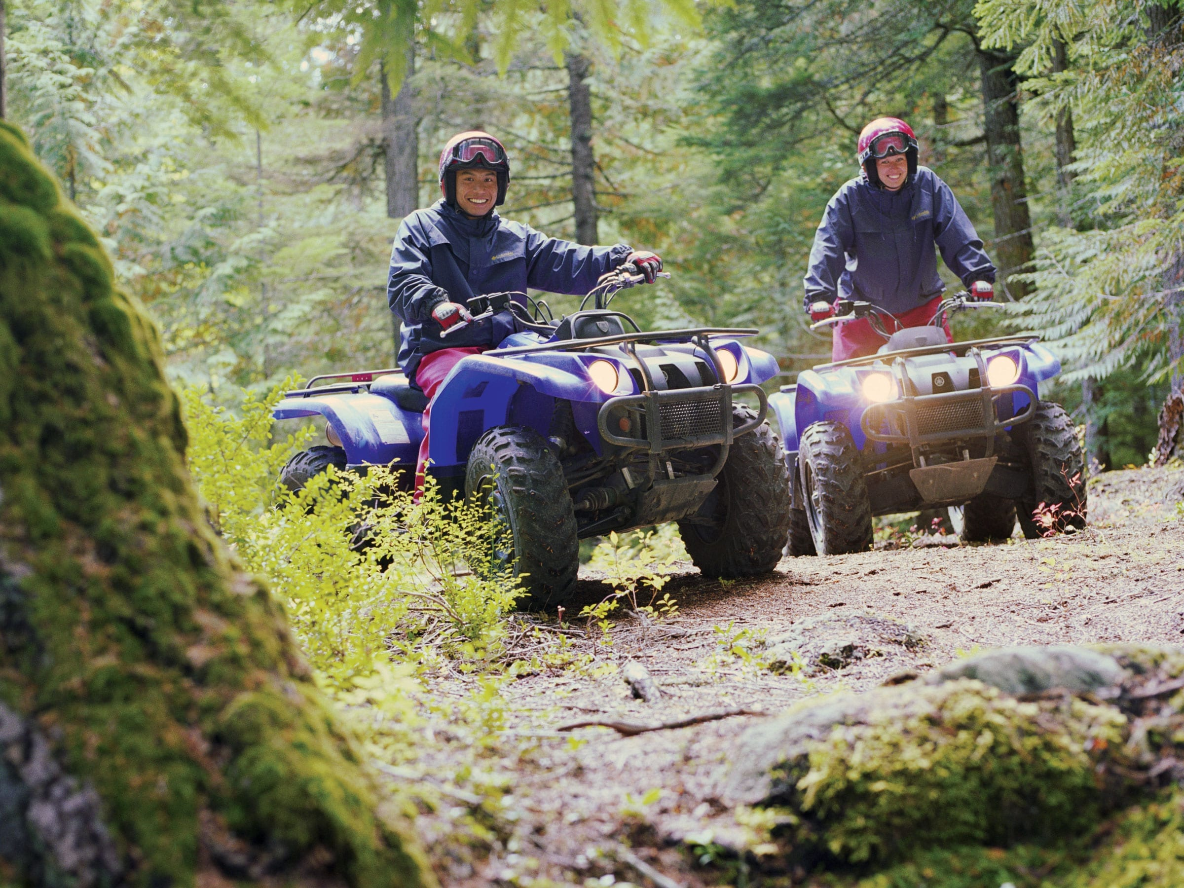 ATV Riding in Maine's Kennebec Valley