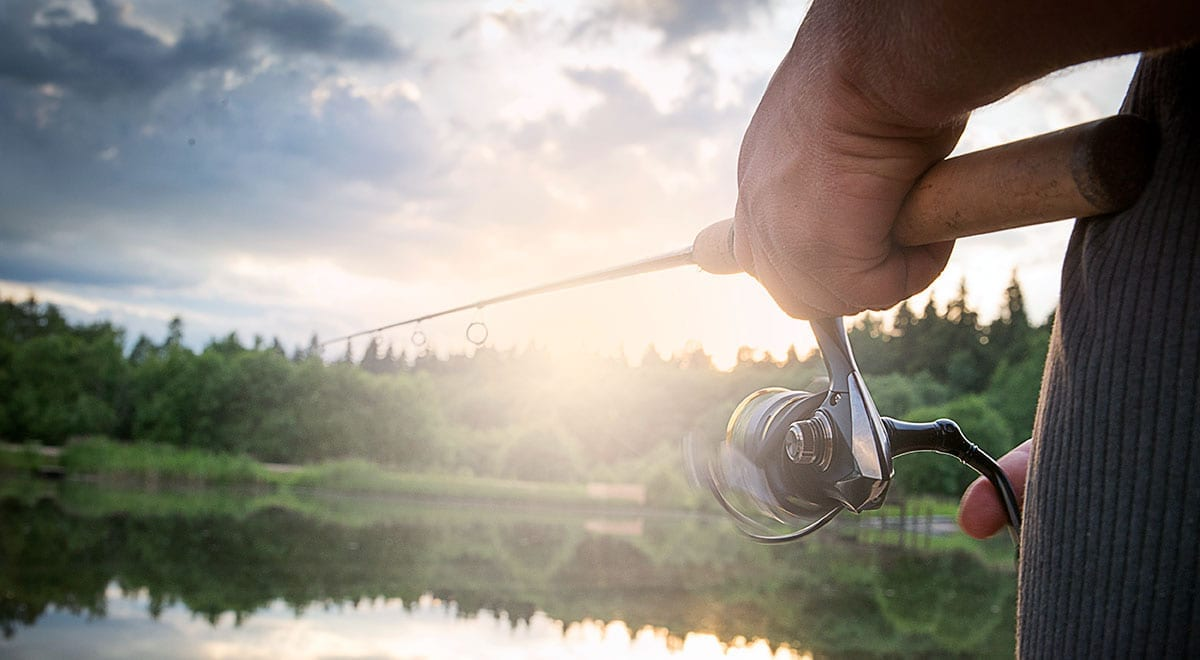 World-Class Fishing in Maine's Kennebec Valley