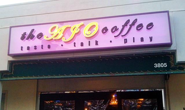 Aio Coffee Shop