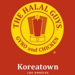 Halal Guys: Ktown Los Angeles, California