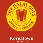 Halal Guys: Ktown Los Angeles, California