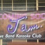 JAM Live Band Karaoke Club