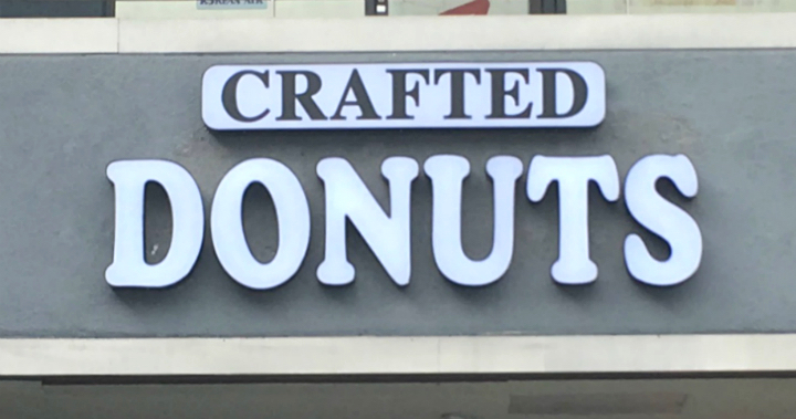 Crafted Donuts in Los Angeles