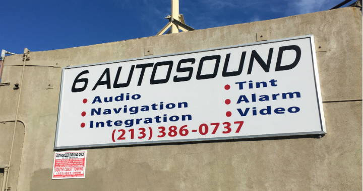 Six Autosound Los Angeles