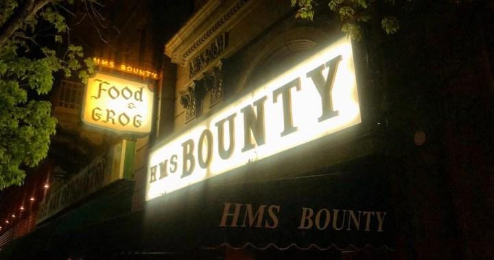 HMS Bounty LA