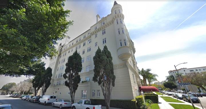 St. Germaine Apartment Building
