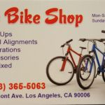 Bike Shop in Koreatown LA
