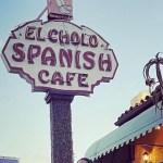 El Cholo Spanish Cafe LA