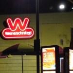 Wienerschnitzel in LA
