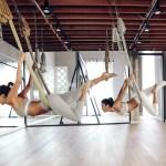 Flying Yoga studio