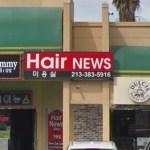 Hair News Los Angeles