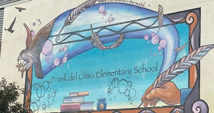 Olmo Elementary School LA