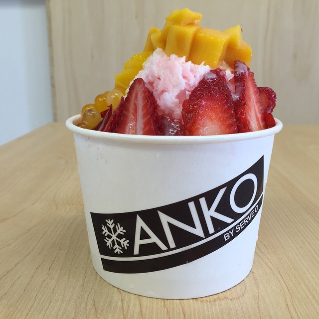 Anko by Serveo