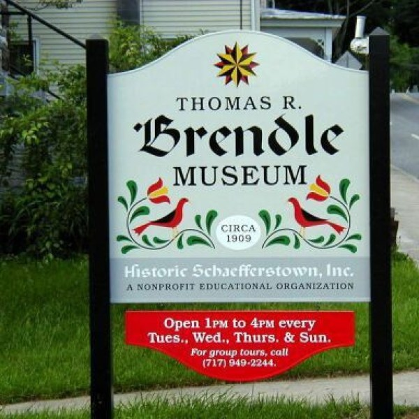 Thomas R. Brendle Museum