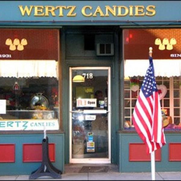Wertz Candies