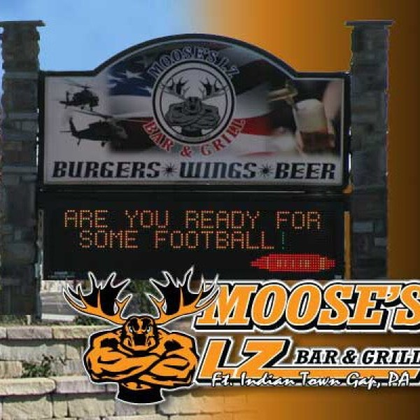 Moose's LZ Bar & Grill