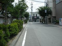 正行寺小路