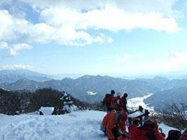 聖山《冬期》