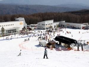 Kaida Kogen Ski Resort