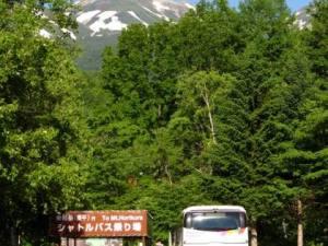 日本一標高の高いバス停は、乗鞍エコーラインの「標高2716m」!