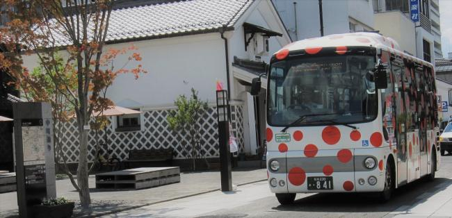 Sightseeing in Matsumoto Now Easier Via the Town Sneaker!