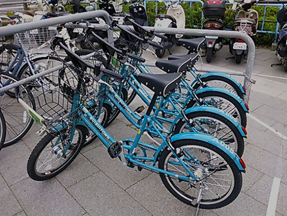 Even More Free Rental Bikes Now Available for Tourists