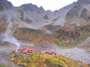 Karasawa area of Kamikochi (Photo credit: kamikochi.org)