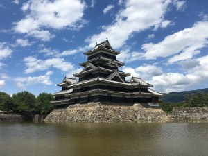 Visit popular places like Matsumoto Castle
