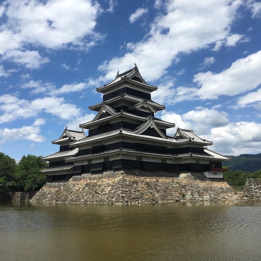 Замок Mацумото